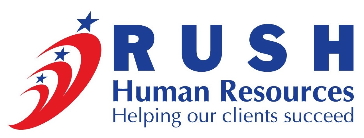 RUSH Human Resources Logo